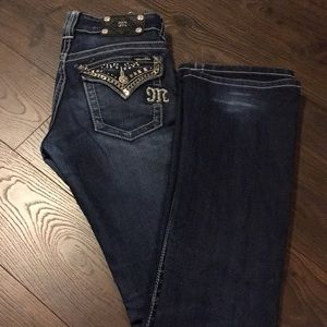 Miss Me Stretch Bootcut 27x35 Jeans